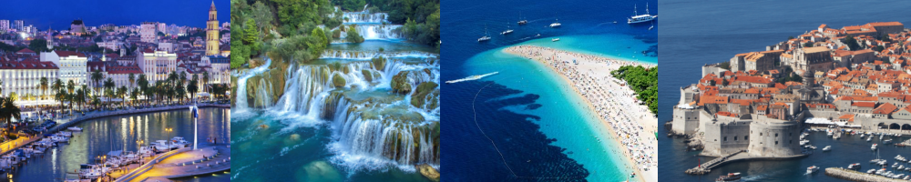 Destinations Croatia